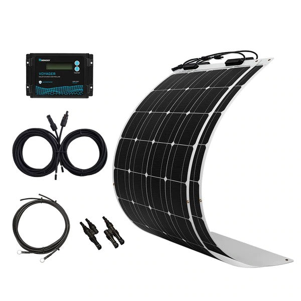 Renogy 200 Watt Flexible Solar Kit