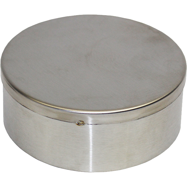 Dickinson Marine Flue Pipe Rain Lid- Stainless Steel