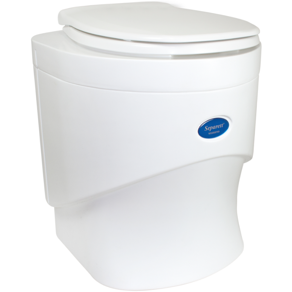 Separett Weekend 7010 Composting Toilet