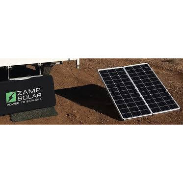 Zamp Solar 140W Unregulated Portable Solar Kit for Winnebago RVs