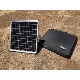 Zamp Solar 45 Watt Single Panel Portable Solar Kit