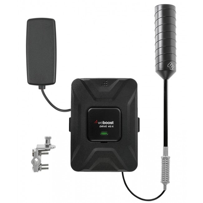 weBoost Drive 4G-X OTR Mobile Signal Booster Kit