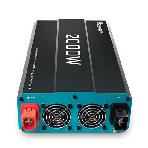 Renogy 2000 Watt 12 Volt Pure Sine Wave Inverter