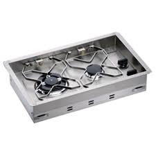 Dickinson Marine Two Burner Drop in Cooktop