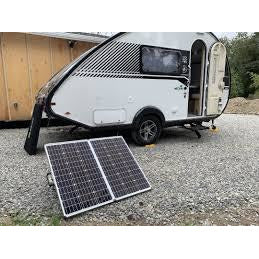 Zamp Solar 140W Portable Solar Kit