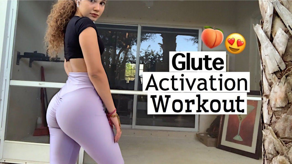 Fitness - How To Properly Activate Glutes | Solange Diaz