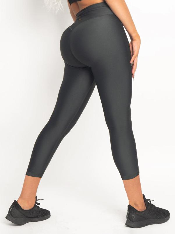 Obsession Capri Leggings | SLATE Leggings Obsession Shapewear Slate XS