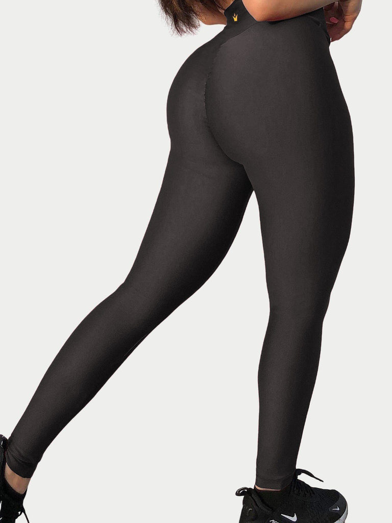 Scrunch Leggings | CLASSIC BLACK Obsession Shapewear Classic Black XS