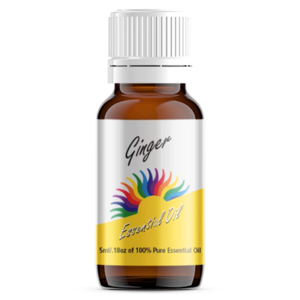 Ginger Essential Oil 5ml