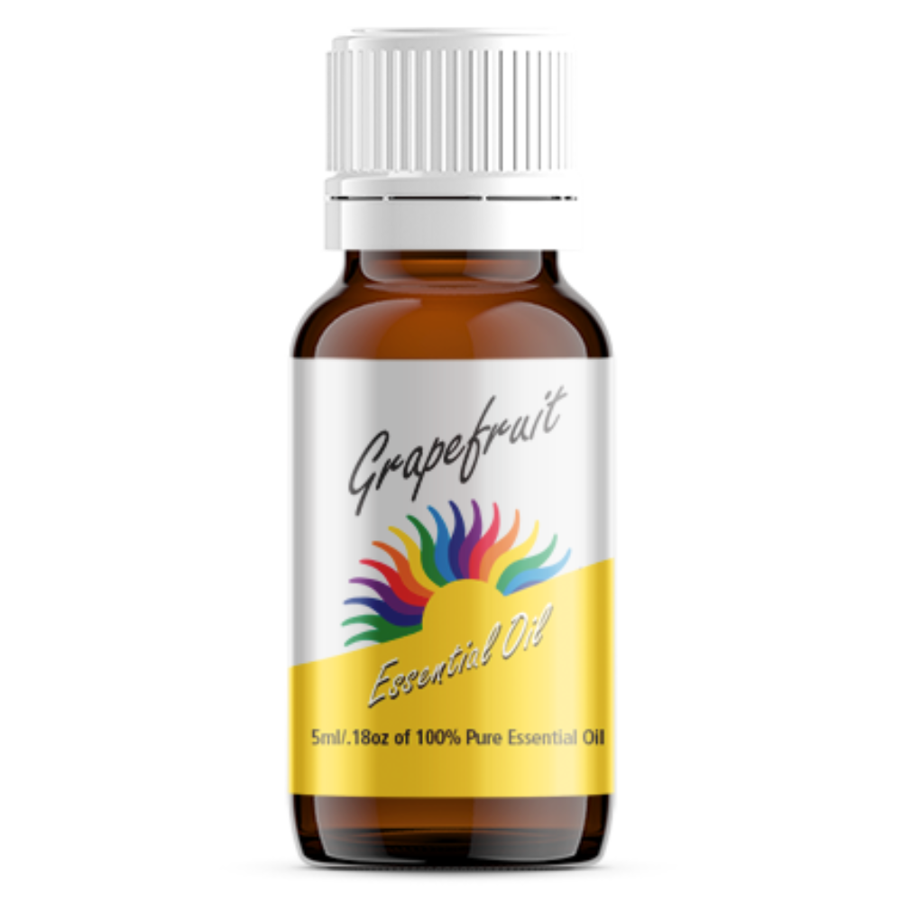 Grapefruit Essential Oil 5ml