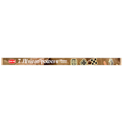 HEM 7 African Powers Incense Sticks
