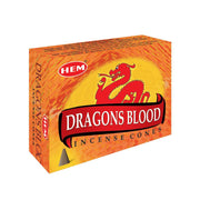 HEM Dragon's Blood Incense Cones