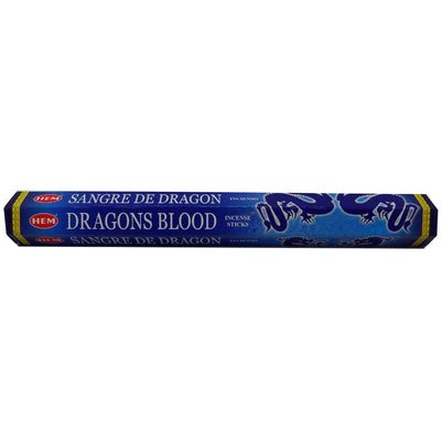 HEM Dragon's Blood Blue Incense Sticks