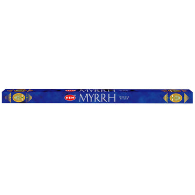 HEM Myrrh Incense Sticks