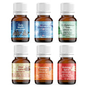 Holiday Pure Essential Oil Mixes