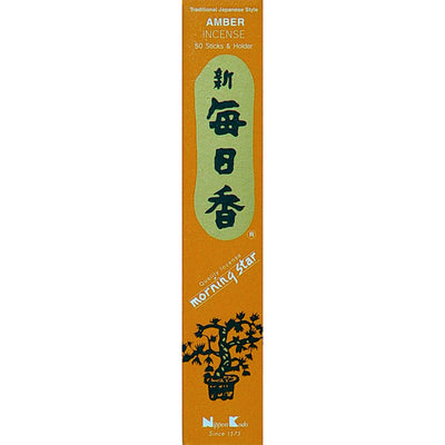 Morning Star Amber Incense