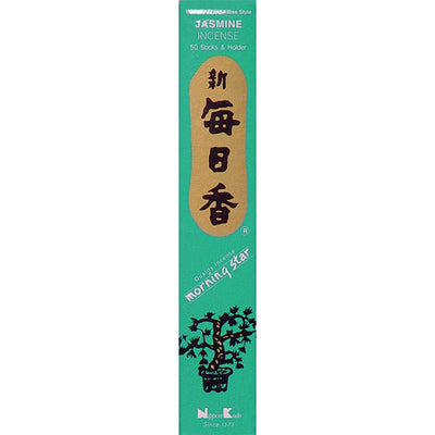 Morning Star Jasmine Incense