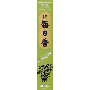 Morning Star Pine Incense Sticks