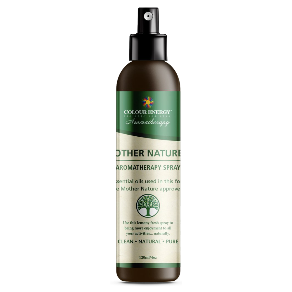 Mother Nature's Aromatherapy Insect Repellent Spray 120ml