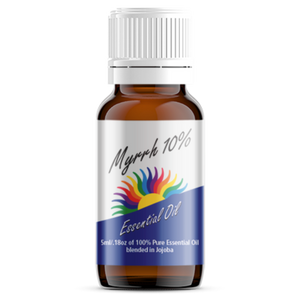 Myrrh 10% Essential Oil 5ml