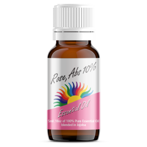 Rose Absolute 10% Essential Oil 5ml