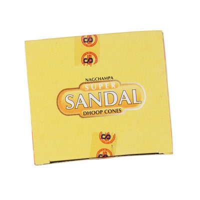 Super Sandal Incense Cones