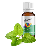 Spearmint Essential Oil with Herb