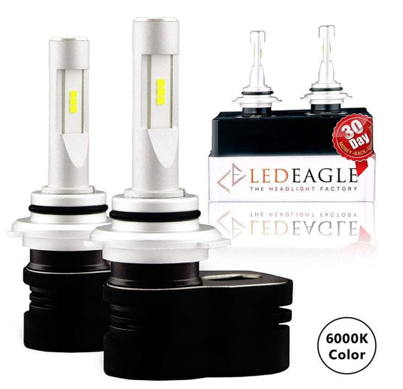 VisionPro 9005/9006/9140/9145/H10 LED Headlight Bulbs Conversion Kit - LED EAGLE CANADA