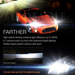 DiamondVision LED The superior car LEDs upgrade for style and safely - LED EAGLE CANADA
