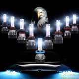 LED EAGLE PowerVision PSX26W(PSX26/H28W) LED Headlight Bulbs - LED EAGLE CANADA