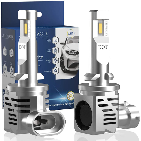 LED EAGLE VisionPro 880/881 LED Headlight Bulbs - LED EAGLE CANADA