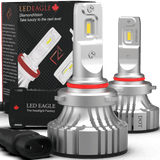 LED EAGLE DiamondVision 9005(HB3) LED Headlight Bulbs - LED EAGLE CANADA