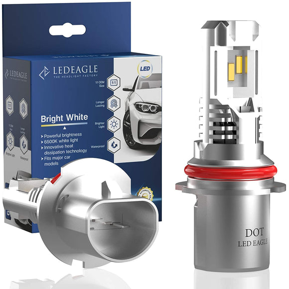 LED EAGLE VisionPro ll 9007(HB5) LED Headlight Bulbs &  TIPM Bundles - LED EAGLE CANADA