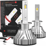LED EAGLE DiamondVision H3 LED Headlight Bulbs & TIPM Bundle for Jeep - LED EAGLE CANADA