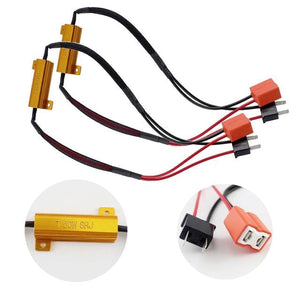 LED EAGLE H7 Load Resistor 50W (2pcs) - LED EAGLE CANADA