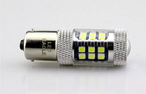 LED EAGLE Canbus 1156 27 LED 3030 SMD for Brake Light, Rear Turning Light, Real Indicator Light, Reverse Light, Rear Fog Light - LED EAGLE CANADA