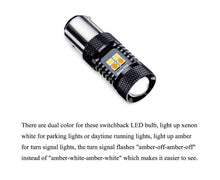 Load image into Gallery viewer, LED EAGLE Canbus 1157 DualColor for Brake Light, Rear Turning Light, Real Indicator Light, Reversing Light, Rear Fog Light - LED EAGLE CANADA
