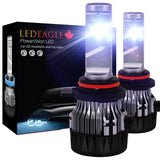 LED EAGLE PowerVision 9012(HIR2) LED Headlight Bulbs - LED EAGLE CANADA
