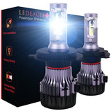 LED EAGLE PowerVision H4(9003/HB2) LED Headlight Bulbs & TIPM Bundle - LED EAGLE CANADA