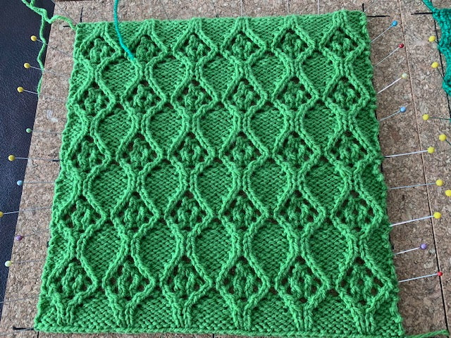 Blocking Tip from Rhonda, Free-spirited Grey Nomad