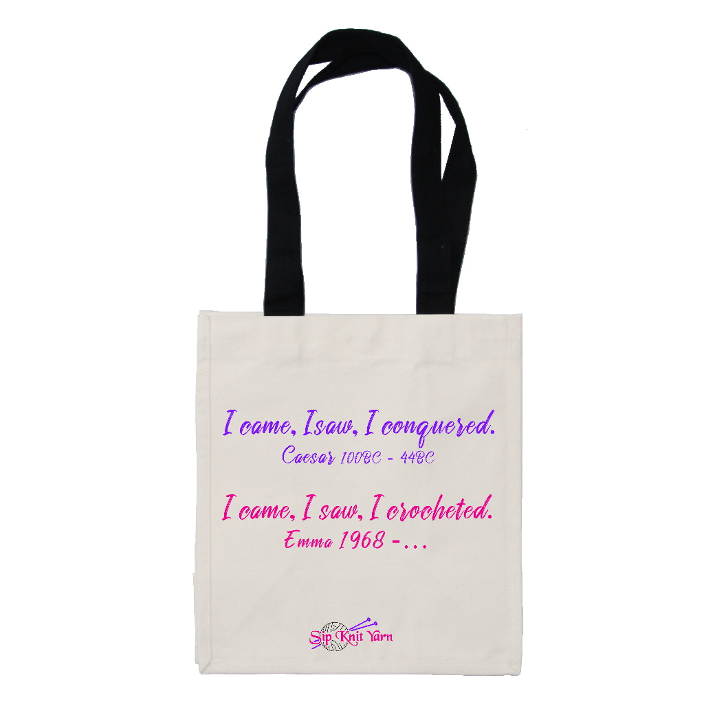 Personalised Tote Bag