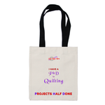 Load image into Gallery viewer, Craft Themed Tote Bag