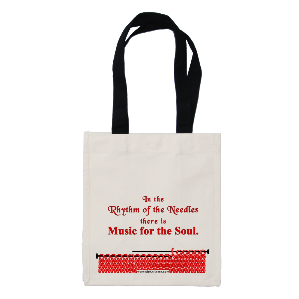 Craft Themed Tote Bag