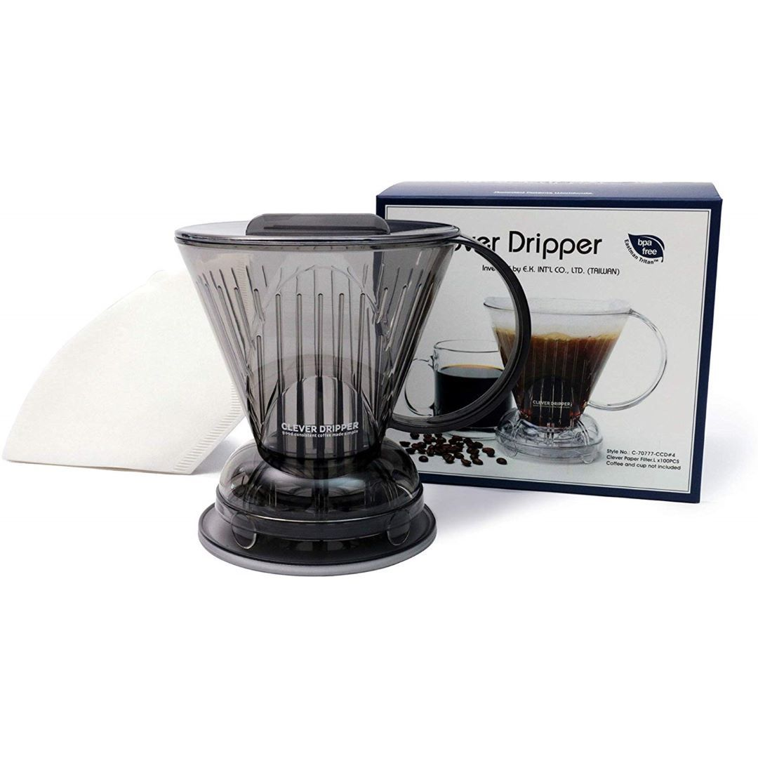 Clever Dripper 500ml with 100pcs Filters