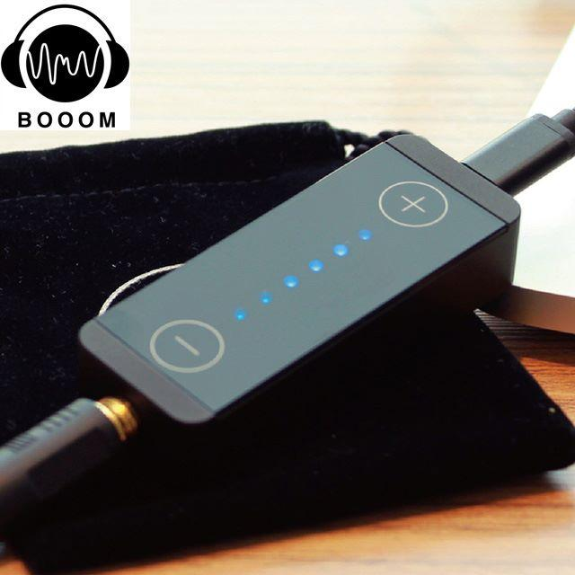 Booom BMD01 Class-A Portable DAC/Preamp/Headphone Amp