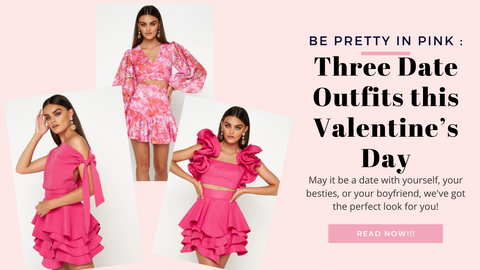 Date Outfit Ideas for Valentine's Day