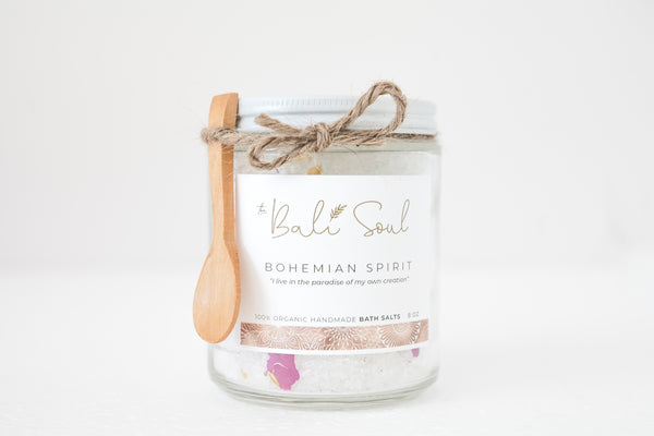 Bohemian Spirit Bath Salts