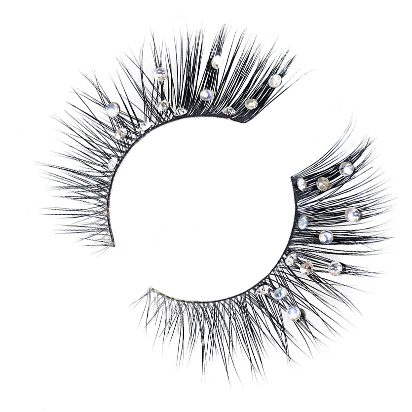 """Desire"" crystallised lashes"