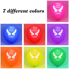 Bachelorette Party Ballons 7 pcs/set