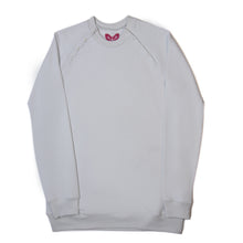 Load image into Gallery viewer, French Terry Sweatshirt in Grey